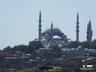Sulemaniye Mosque Istanbul 20-07-2015 08-56-54