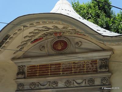 Bab-i-ali Sublime Gate Alaykosku Caddesi istanbul 20-07-2015 09-44-53