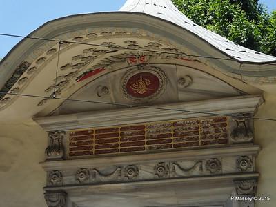 Bab-i-ali Sublime Gate Alaykosku Caddesi istanbul 20-07-2015 09-44-54