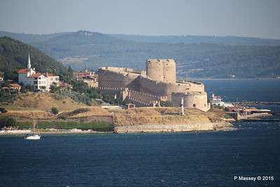 Kilitbahir Castle Dardanelles Canakkale 19-07-2015 06-57-23