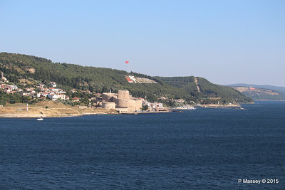 Kilitbahir Castle Dardanelles Canakkale 19-07-2015 07-00-28
