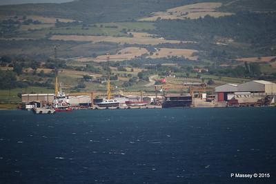 Gelibolu Tersanesi Shipyard Sütlüce Gallipoli Dardanelles 19-07-2015 08-07-48