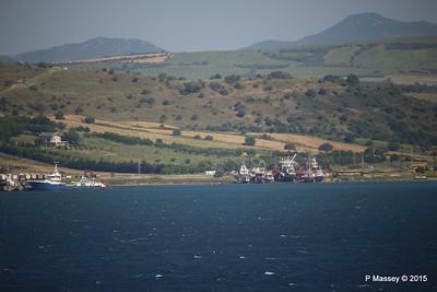 Gelibolu Tersanesi Shipyard Sütlüce Gallipoli Dardanelles 19-07-2015 08-08-16