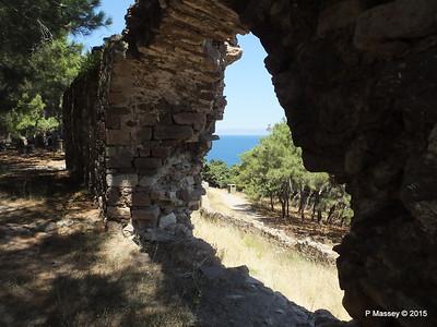 South Perimeter Castle of Mytilene 21-07-2015 11-41-26