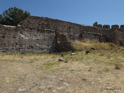 Castle of Mytilene 21-07-2015 11-45-38
