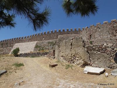 South Perimeter Castle of Mytilene 21-07-2015 11-34-40