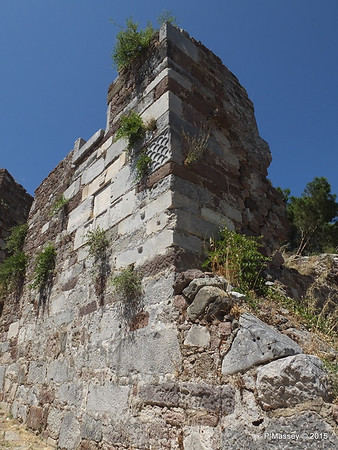 Inscription of the Ottoman Period South Gate Castle of Mytilene 21-07-2015 11-37-17
