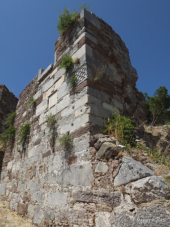 Inscription of the Ottoman Period South Gate Castle of Mytilene 21-07-2015 11-37-018