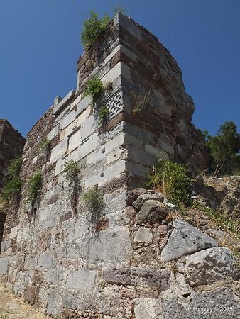 Inscription of the Ottoman Period South Gate Castle of Mytilene 21-07-2015 11-37-018