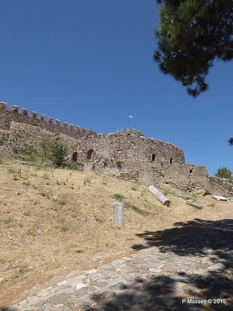 South Perimeter Castle of Mytilene 21-07-2015 11-33-57