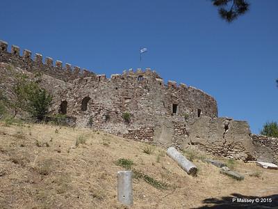 South Perimeter Castle of Mytilene 21-07-2015 11-34-00