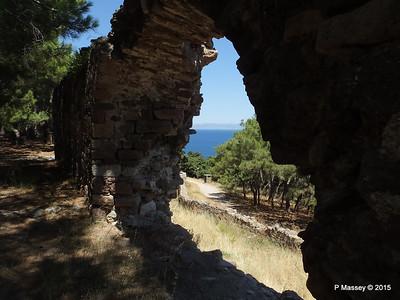 South Perimeter Castle of Mytilene 21-07-2015 11-41-20
