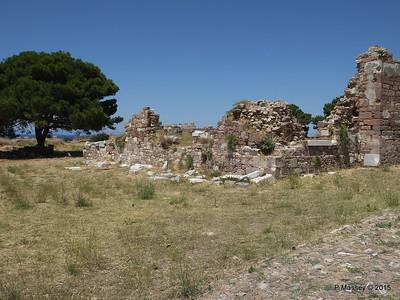 Castle of Mytilene 21-07-2015 11-46-49