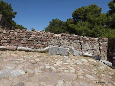 South Perimeter Castle of Mytilene 21-07-2015 11-37-02