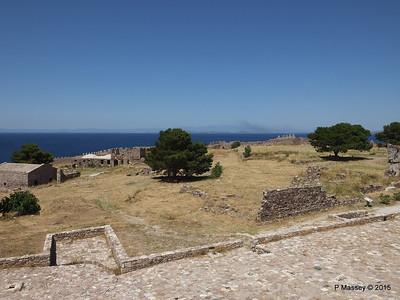 Looking North Castle of Mytilene 21-07-2015 11-54-43