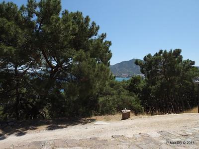 South Perimeter Castle of Mytilene 21-07-2015 11-36-52