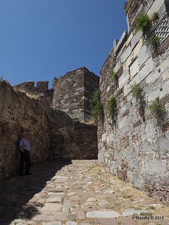 Inscription of the Ottoman Period South Gate Castle of Mytilene 21-07-2015 11-37-22
