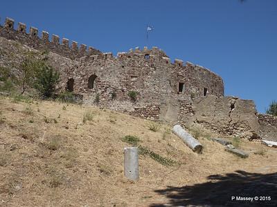 South Perimeter Castle of Mytilene 21-07-2015 11-34-02