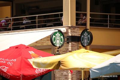 Cruise Terminal Starbucks Kusadasi 22-07-2015 10-22-45