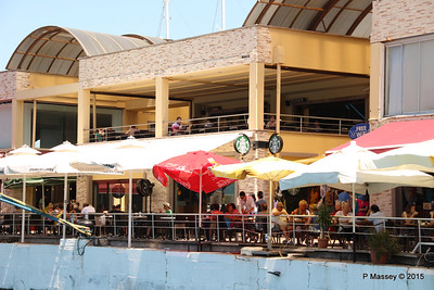 Cruise Terminal Starbucks Kusadasi 22-07-2015 10-22-41
