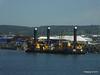 MP 26 Strabag Spud Leg Barge Pontoon Cherbourg PDM 29-06-2015 15-05-18