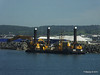 MP 26 Strabag Spud Leg Barge Pontoon Cherbourg PDM 29-06-2015 15-05-18