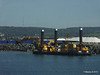 MP 26 Strabag Spud Leg Barge Pontoon Cherbourg PDM 29-06-2015 15-05-16