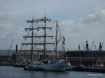 Mexican Navy Training Ship CUAUHTEMOC Portsmouth PDM 29-06-2015 08-06-38