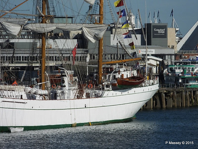Mexican Navy Training Ship CUAUHTEMOC Portsmouth PDM 29-06-2015 17-42-53