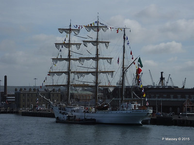 Mexican Navy Training Ship CUAUHTEMOC Portsmouth PDM 29-06-2015 08-06-27