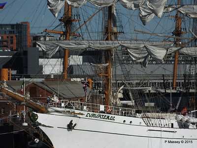 Mexican Navy Training Ship CUAUHTEMOC Portsmouth PDM 29-06-2015 17-42-49