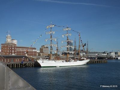 Mexican Navy Training Ship CUAUHTEMOC Portsmouth PDM 29-06-2015 17-42-31