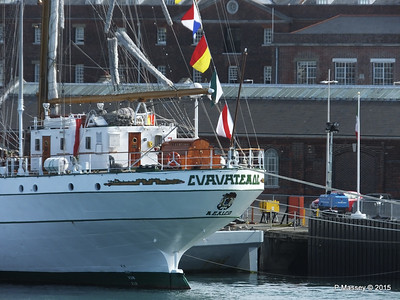 CUAUHTEMOC at Portsmouth PDM 29-06-2015 08-06-30
