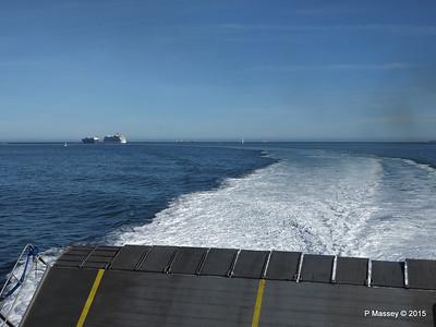 VIRGO LEADER EXPLORER OF THE SEAS Outbound Solent PDM 29-06-2015 17-26-21