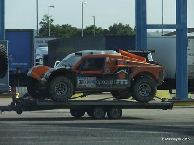 Buggy 320 Team Chabot Dakar 2015 Portsmouth PDM 29-06-2015 07-10-09