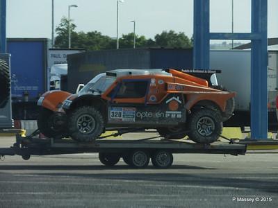 Buggy 320 Team Chabot Dakar 2015 Portsmouth PDM 29-06-2015 07-10-13