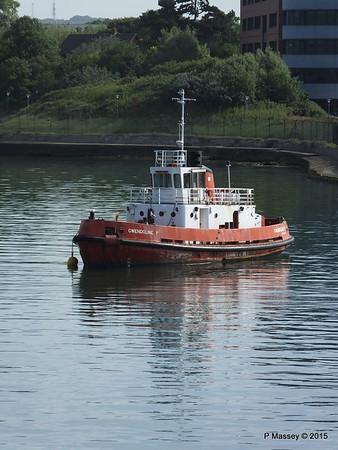 GWENDOLINE P Laid up Portsmouth PDM 29-06-2015 07-58-31