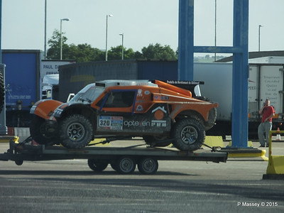 Buggy 320 Team Chabot Dakar 2015 Portsmouth PDM 29-06-2015 07-11-00