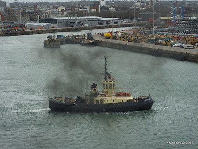 Other Vessels Southampton 1 & 4 Apr 2015