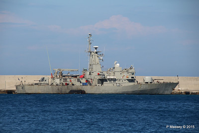 Warships & Distant Vessels Rhodes 1 May 2015