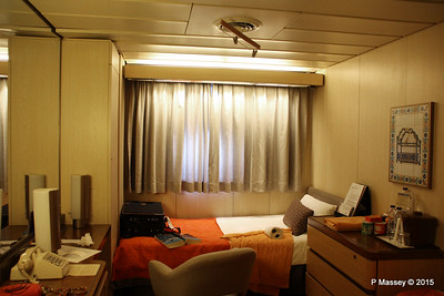 Outside Cabin 468 A Deck 4 THOMSON SPIRIT PDM 03-05-2015 06-06-18
