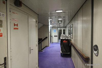 A Deck 3 Fwd Stairwell THOMSON SPIRIT PDM 03-05-2015 03-22-26