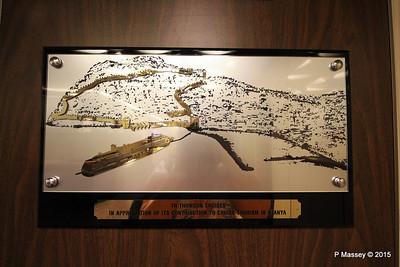 Alanya Inaugural Visit Plaque THOMSON SPIRIT PDM 03-05-2015 03-30-57