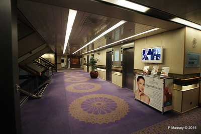 Midship Lift Lobby Main Deck 4 THOMSON SPIRIT PDM 03-05-2015 03-26-04