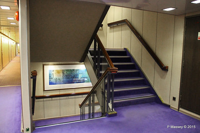 Mariner Deck 7 Midship Stairwell THOMSON SPIRIT PDM 02-05-2015 14-57-50