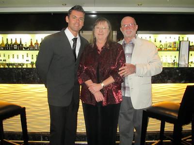 Jan - our bartender in Stars