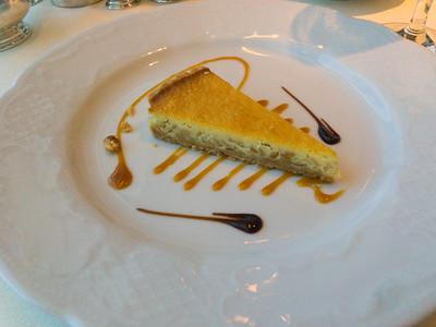 Almond Lemon tart