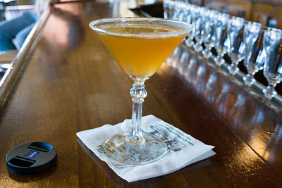 Sidecar at the Buena Vista Cafe.