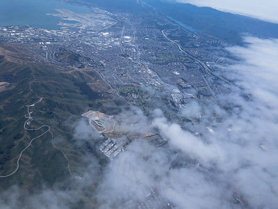 SFO without the traffic.