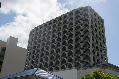 1950-70s architecture?